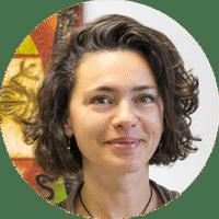 Portrait de Laëtitia Perrotin, diététicienne