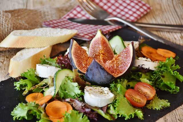 Aliments bons pour la santé