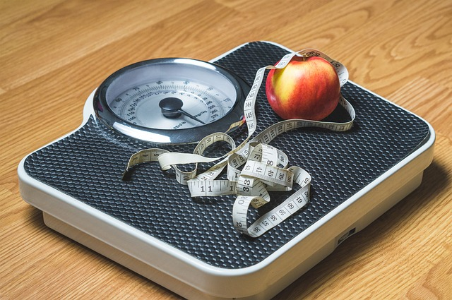 Balance poids régime